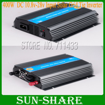 Free shipping! 400w grid tie inverter /solaier /MGI 400W/  GTI 400w  with Reliability Quality,High Efficiency