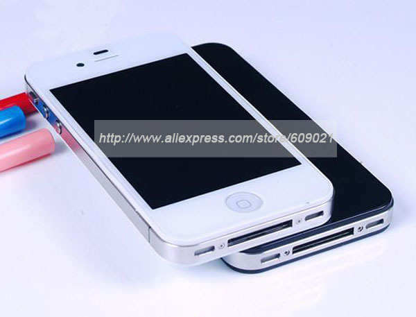3.5 inch capacitive touch screen WIFI mobile phone quad-band wifi dual camera cell phone built-in 8gb(China (Mainland))