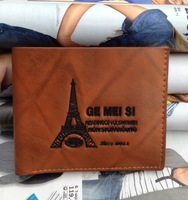 Free shipping men's wallets