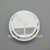 Wireless Smoke/Fire Detector Sensor For GSM/PSTN Security Auto Dial Burglar Alarm System