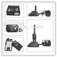 Free shipping On sale ZASTONE ZT-V8 interphone VHF136-174MHz wallkie  talkie