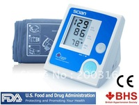 LD-578 Upper Arm Automatic Digital Blood Pressure Monitor 90 sets of memories Free Shipping