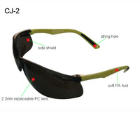 Freeshipping   PC Safety Glasses for Eye Protection  CJ-2