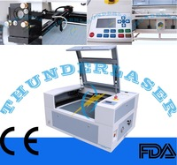 THUNDERLASER laser cutting engraving machine Mini60 to cutting and engraving machine
