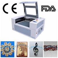 THUNDERLASER small laser cutting machine MINI60 for cutting and engraving machine