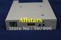 "Free Shipping Brand New 3.5"" 720KB USB Floppy Disk Drive Emulator for Tajima/ Barudan  Embroidery Machine"