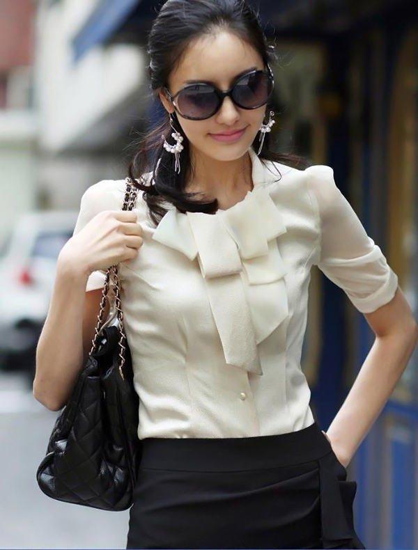 Женский костюм с юбкой Blue black stripe bandage style office lady women pencil skirt/1 piece /DT005