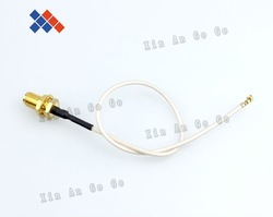 Antenna Converter Cable U.FL/IPX to SMA female connector 15CM RG178(China (Mainland))