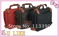 The summer 2012 new man business handbag,travelling bag  travel trolley bag