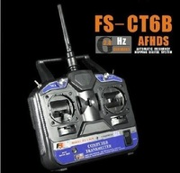 F03104 FlySKY FS 6CH 2.4G FS-CT6B RC Transmitter & receiver Remote controller 6 channel for Heli/Airplane/Glid/Copter + Freeship