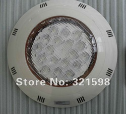 54W high power rgb led swimming pool light, 298*67mm, inner control(China (Mainland))