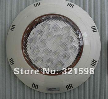 54W high power rgb led swimming pool light, 298*67mm, inner control