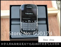 Hot cheap phone  unlocked original  BlackBerry Torch 9900 WIFI GPS 3G QWERTY PIN+IMEI valid mobile cell phone