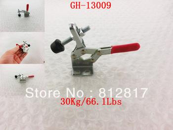 30Kg 66.1Lbs Holding Capacity Metal U Bar Vertical Type Toggle Clamp