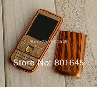 4 Sim 6700 free analog TV flashlight Dual TF slot music cell phone 3D sound
