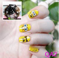 Nail Art Stamp Stamping Image Template Plate   Spongebob series    QA2