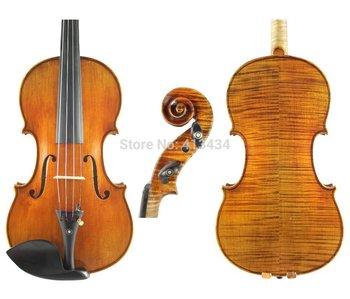 EMS Free Shipping Copy of Stradivari GEIGE Violin #162 Antique Oil Varnish PRO+++