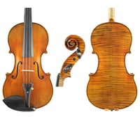 EMS Free Shipping Copy of Stradivari GEIGE Violin #162 Antique Oil Varnish PRO+++