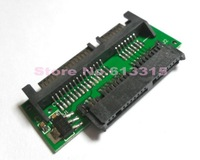 """10PCS/LOT  1.8"""" Micro SATA SSD HDD Hard Disk Drive to 2.5"""" SATA Laptop Notebook Adapter PCB free shipping with tracking number"""