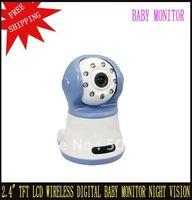 "2.4""  Wireless Digital Baby Monitor TFT LCD Night Vision Video 2Way Audio Camera"