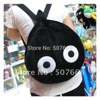 "30pcs/lot 13"" Totoro Plush Backpack, Children School Backpack Bags,Stuffed Plush Doll Toy Bags,School Bag"
