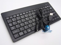 Black Wireless Bluetooth Keyboard for Android System MID Tablet PC Notebook Samsung I9300