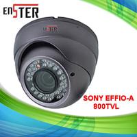 EST-V8029-A SONY EFFIO-A 800TVL EZOOM  ATR dome CCTV Camera/ DEFOG security camera