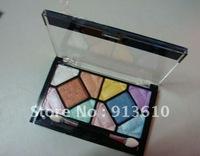 Best Selling 2012 Makeup! 40 Pcs New Arrival 18g 10 Colors Eye Shadow Palette! M033