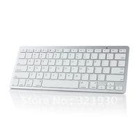 Free shipping Bluetooth Wireless Keyboard for Apple Mac
