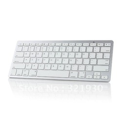 Free shipping Bluetooth Wireless Keyboard for Apple Mac(China (Mainland))
