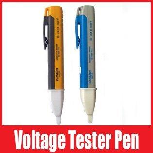 Non-contact AC Electric Voltage Detector Sensor Tester Pen 90~1000V tester pen designed for electrical testing. Free Shipping