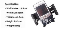 Free shipping 360 degree rotating Bicycle Holder for samsung galaxy i9300, mobile holder bike for Nokia Blackberry,wholesale