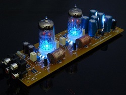 WZ-X10Db buffer pre-amplifier board base on X-10D Musical Fidelity pre-amplifier none 6N11 Tubes(China (Mainland))