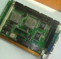 AAEON SBC-357 half-size CPU card with ISA,386Sx