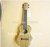 Goldfish brand zebra wood UKULELE/23-inch Type C UKULELE guitar/23-inch C-type four-string small guitar /OEM Ukulele guitar