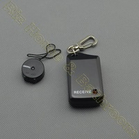 Black Electronic Child  alarm Pet Mobile Luggage Anti lost alarm Bell System Security Personal Alarm Guard