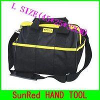 SunRed BESTIR  brand new oxford PVC tool bag shoulder message bags tools hand bag,NO.05133,big SIZE:45*25*32cm