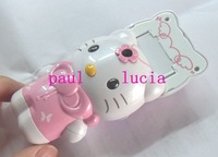 Hello Kitty HK520 Quad Band with Russian Polish Cute Cartoon Children Phone