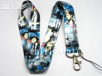 Boys ONE DIRECTION  Key  Lanyard  for ID Card,Badge Holders +Free Shipping