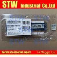 Server RAM 647893-B21 605312-071 4GB (1x4GB) 1Rx4 PC3L-10600R (DDR3-1333) Registered CAS-9 Memory Kit, for ProLiant DL380p Gen8