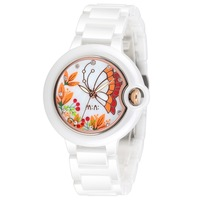 MN1099 Fashion originality MINI watch 3D watch DIY women watch ceramic watch 1pc+free shipping