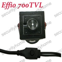 Mini HD 3.7mm Button Box Sony 700TVL Security CCTV Color camera