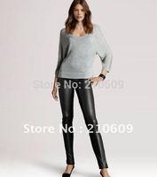 2011 autumn newest ladies skinny casual PU pants