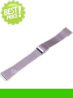 Retail - High qualtiy 18mm stainless steel  Watch band watch straps - 4 style available - 20140102502