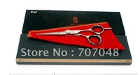 JAPAN  KASHO (KIV55) 5.5 inches  Professional barber scissors hairdressing scissors  package