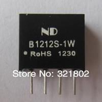 DC DC converter 12V to 12V 1W dc-dc module power supply modules Voltage Regulator Free shipping