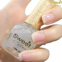 Sweet nail polish matte varnish instantly matte