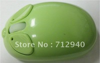 wireless mouse and mice 2.4G receiver,Rabbit mouse,  2012 newest fashionable