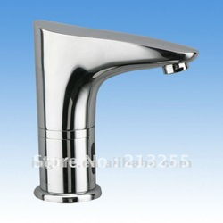 Integrative sensor faucet w/ temp-adjustable handle, ING01-6103D(China (Mainland))