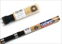 Big discounts!! 5pcs/lot Cheap fishing rod -DAIWA Crossfire fiberglass Spinning fishing pole rod CFC 702MFS